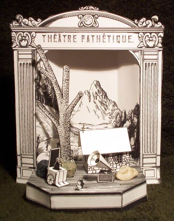 French Paper Theater